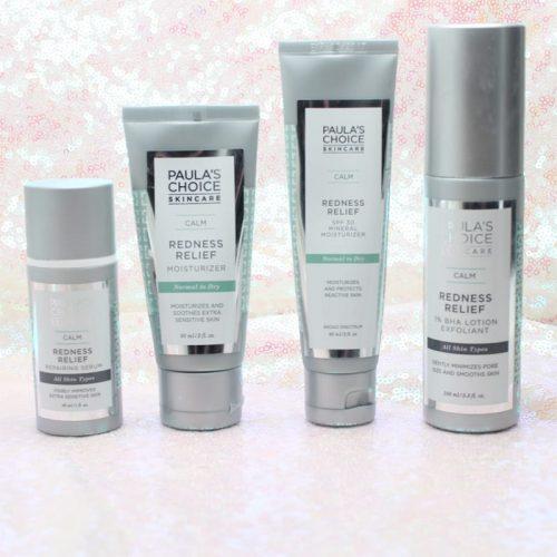 Spring Skin Care Routine for Sensitive Skin