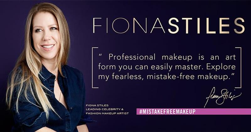 Fiona Stiles is Cruelty Free