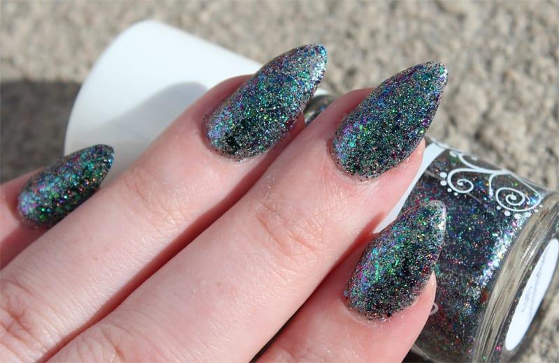 Glitterdaze Delphinium (H) Nail Polish