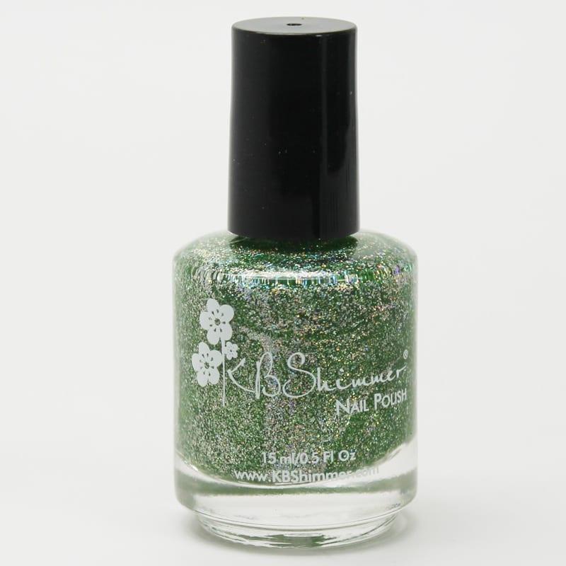 KBShimmer Smells Like Green Spirit