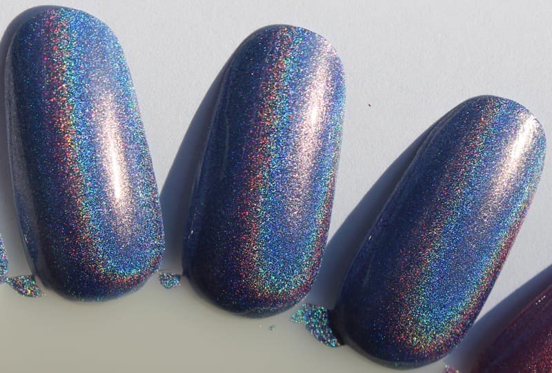 KBShimmer Purr-fectly Paw-some swatch