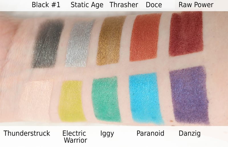 Metal Crush Eyeshadow by KVD Vegan Beauty #12