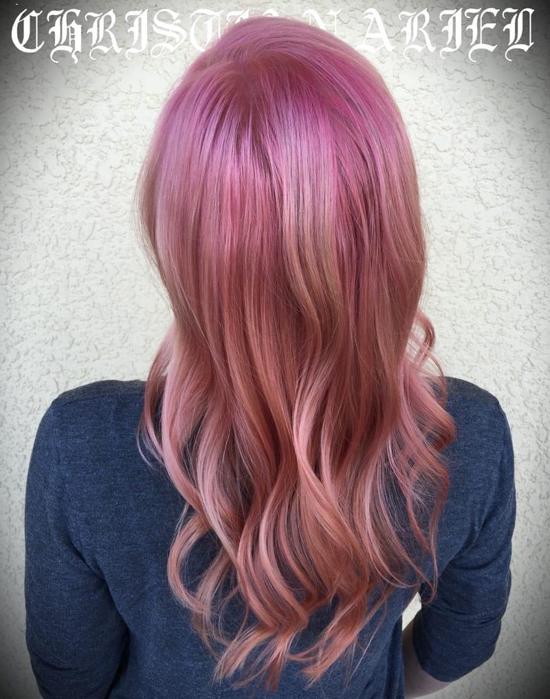 Pravana Coral Pinks
