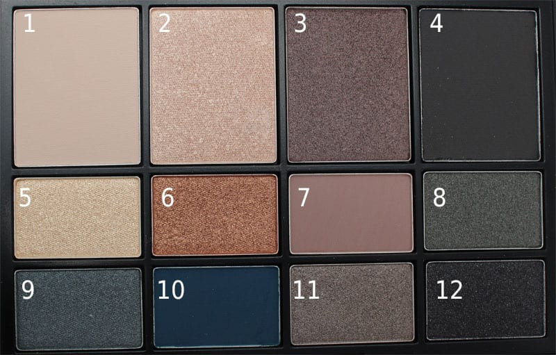 NARS NARSissist L'amour Toujours L'amour Eyeshadow Palette