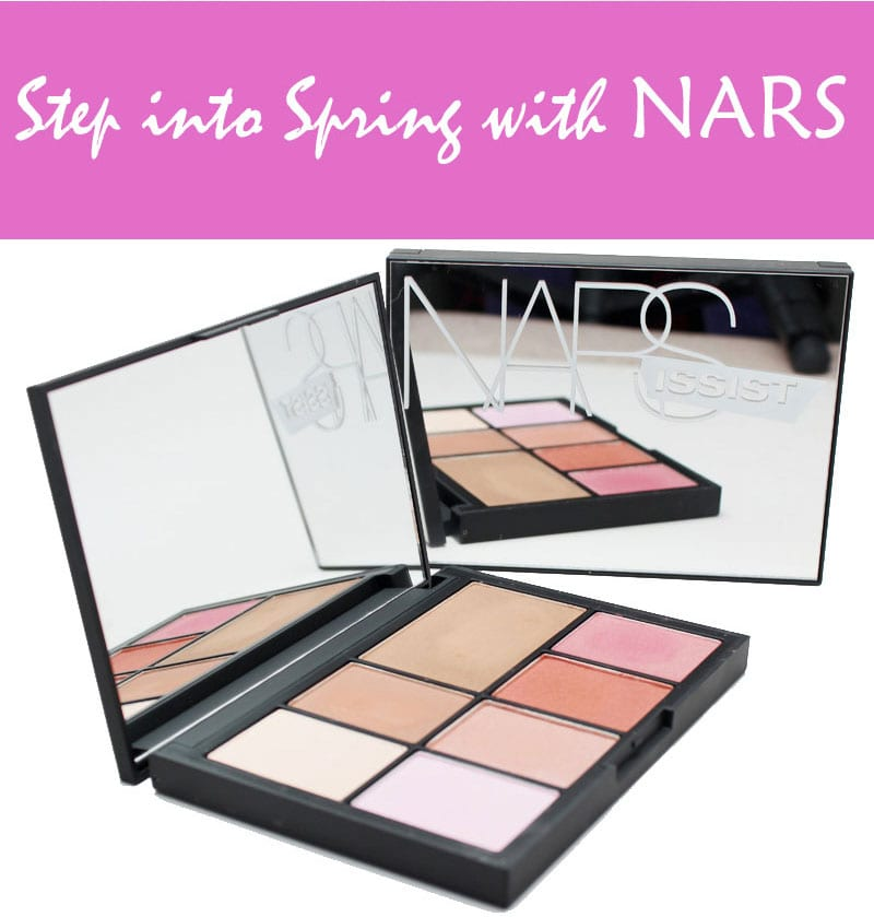 Step Into Spring with NARS