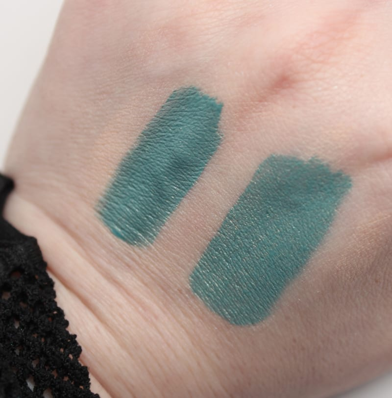 Obsessive Compulsive Cosmetics RTW in Rime Review and Swatches
