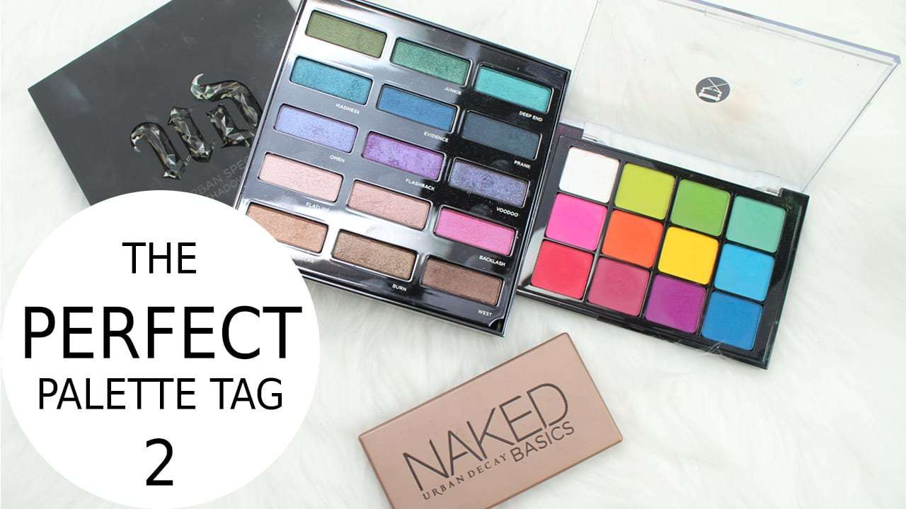 Perfect Palette Tag 2