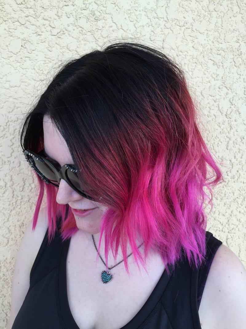 Pravana Hair Inspiration by Christian