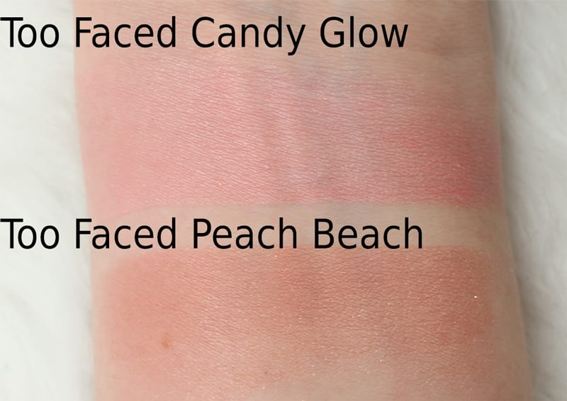 Too Faced Sweetheart Blushes