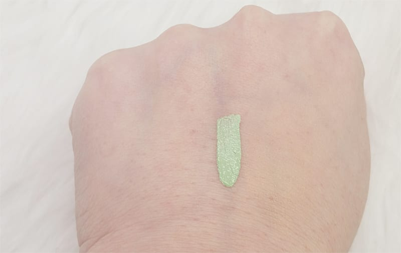 Urban Decay Naked Skin Color Correcting Fluid in Mint Review, Swatch, Video, Tutorial