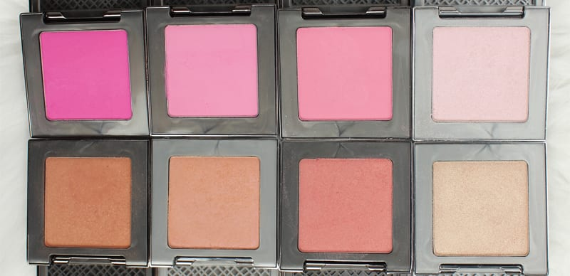 Urban Decay Afterglow Blushes and Highlighters
