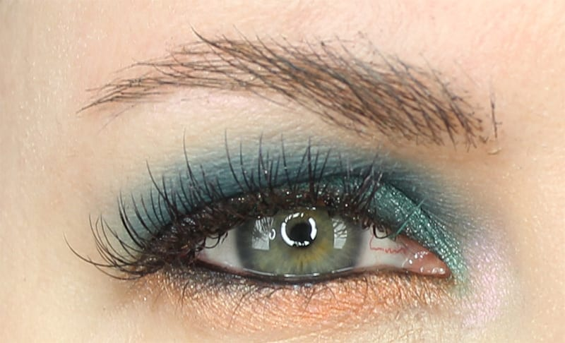 Urban Decay Alice Through the Looking Glass Eyeshadow Look