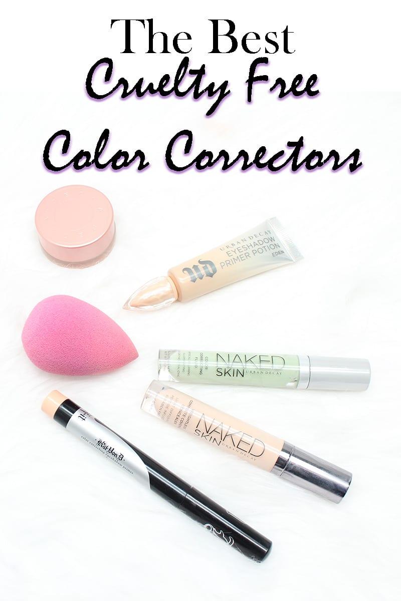 Best Cruelty Free Color Correctors