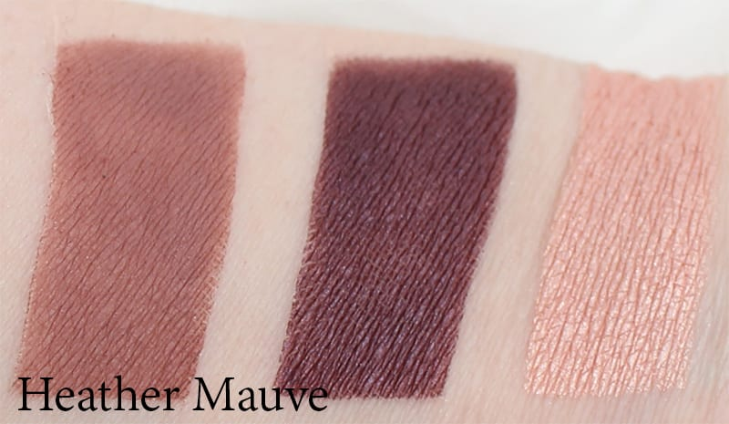 Honest Beauty Heather Mauve Swatches, Review, Look