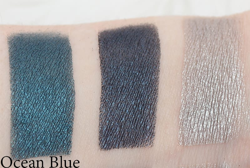 Honest Beauty Ocean Blue Swatches, Review, Look