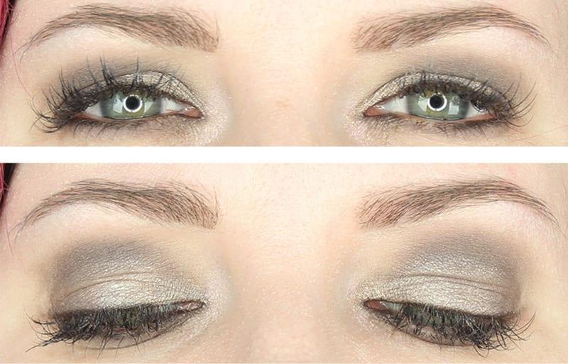 Honest Beauty Smoky Grey Look