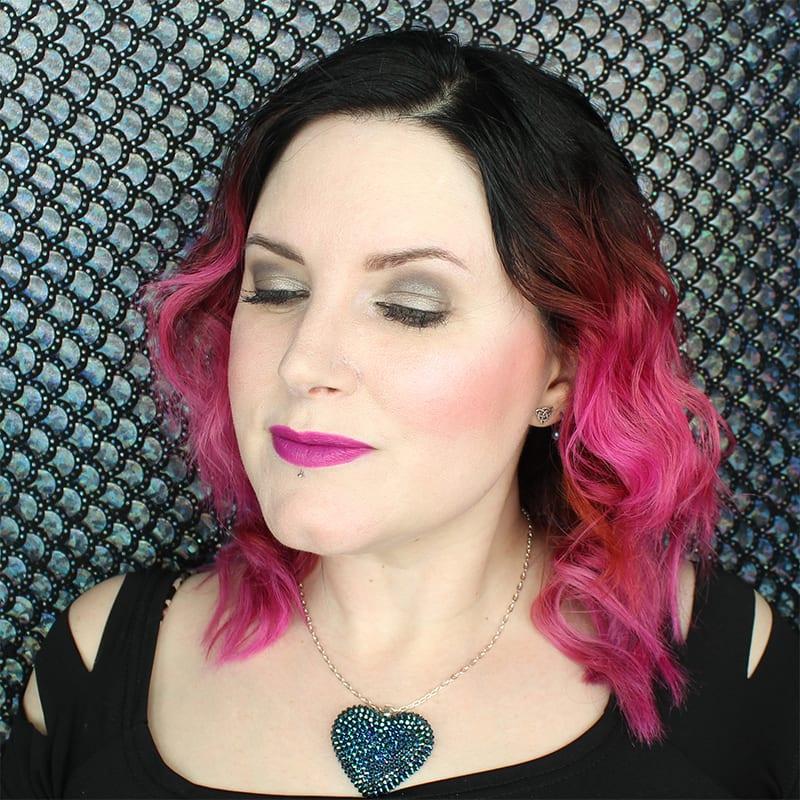 Honest Beauty Smoky Grey Trio Hooded Eye Makeup Tutorial