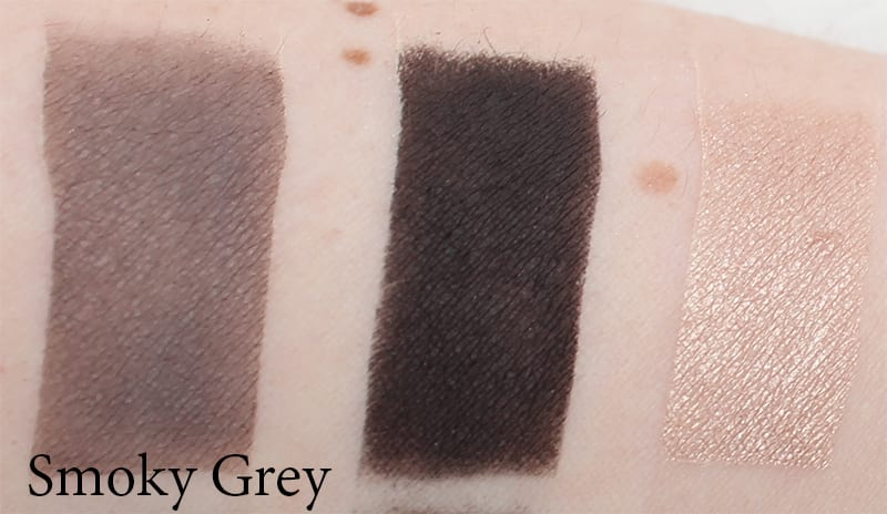 Honest Beauty Smoky Grey Review Swatches Looks