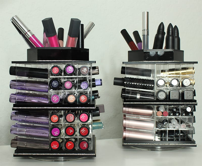 Lipstick Storage Towers