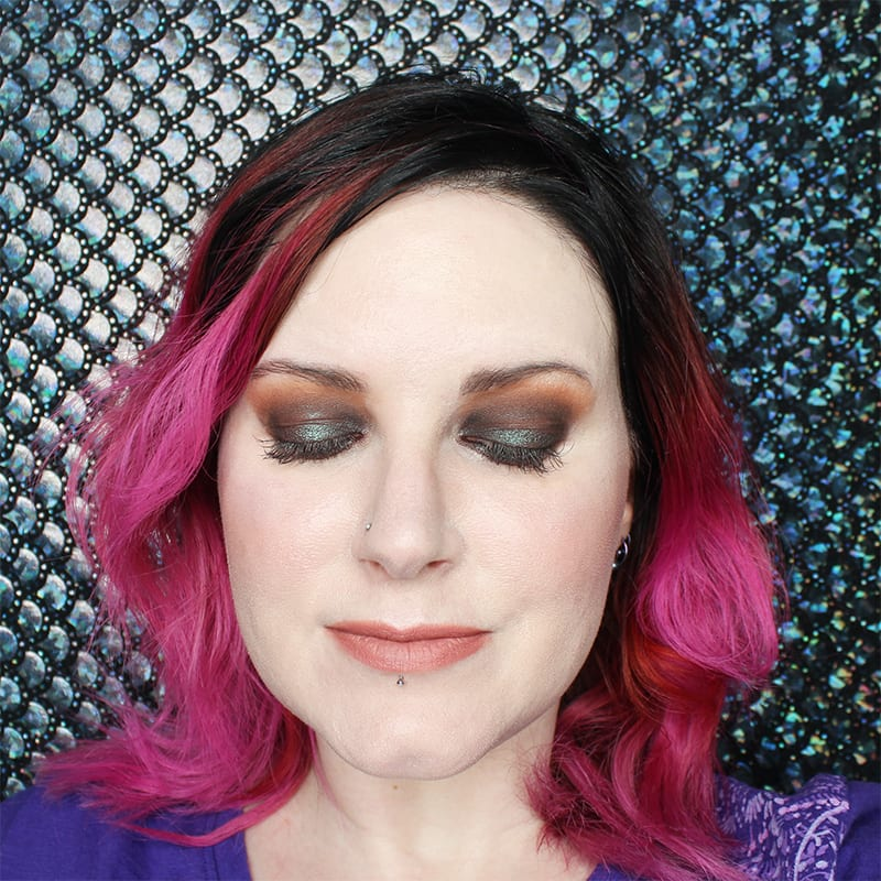 Makeup Geek Aphrodite Insomnia Look