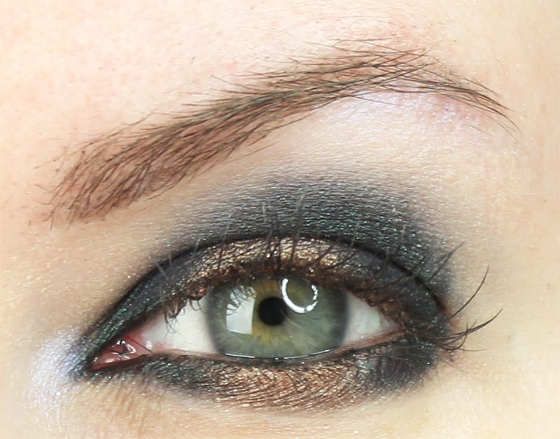 Urban Decay Daybreak Prank Smoky Eye
