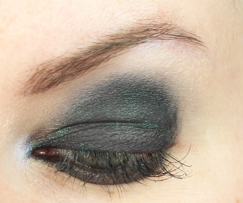 Urban Decay Spectrum Palette Prank Smoky Eye Look