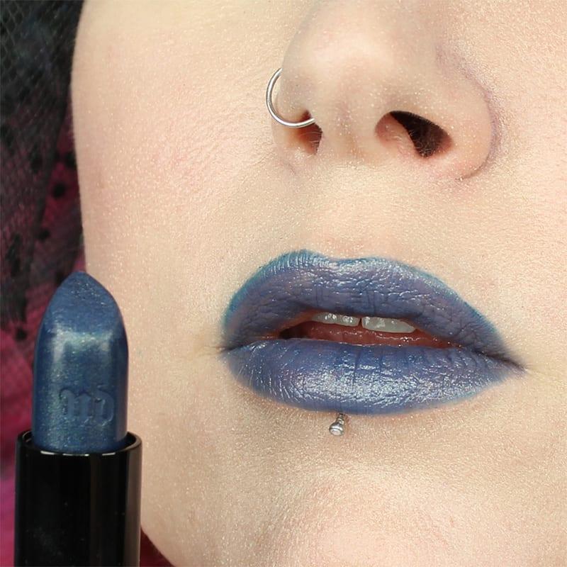 Urban Decay Time Lipstick Swatch