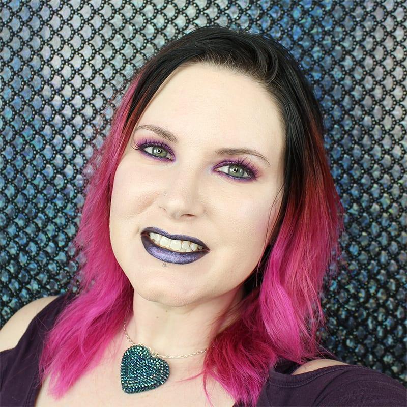 Darling Girl Purple Pixies Pucker Paint Pearl