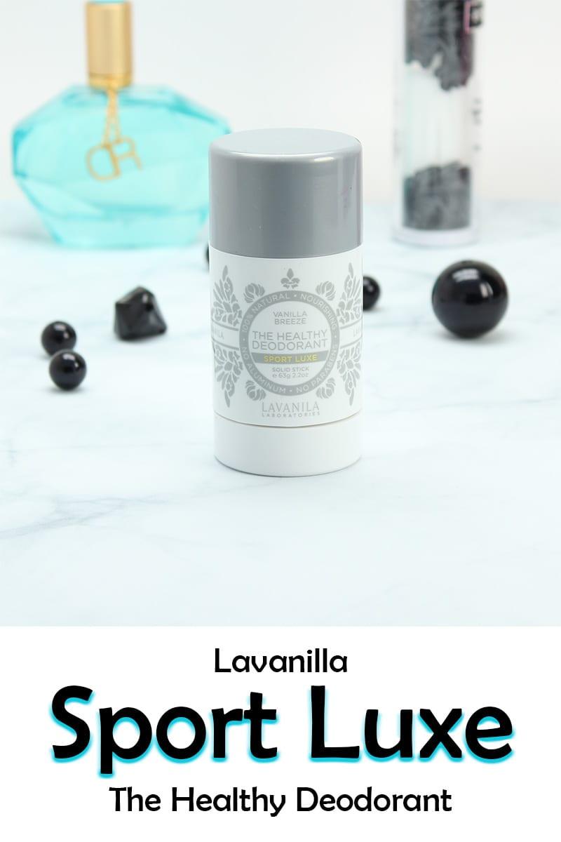 Lavanila the Healthy Deodorant Sport Luxe Review