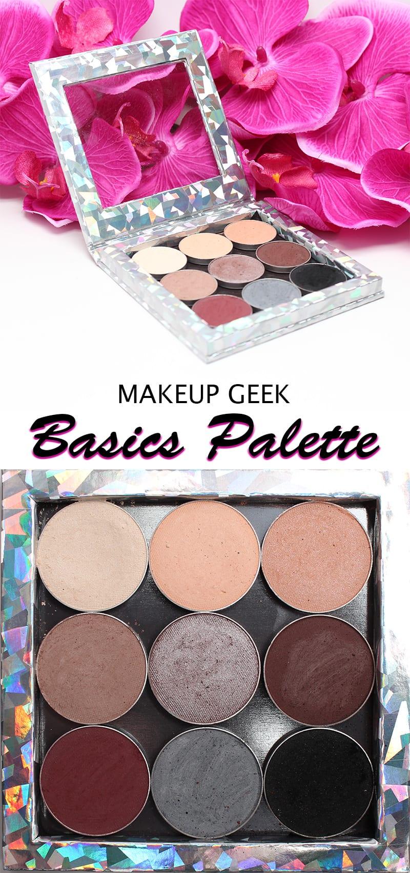 Geek makeup