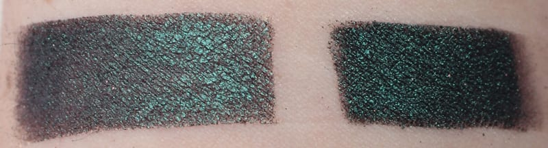 Makeup Geek Secret Garden swatch