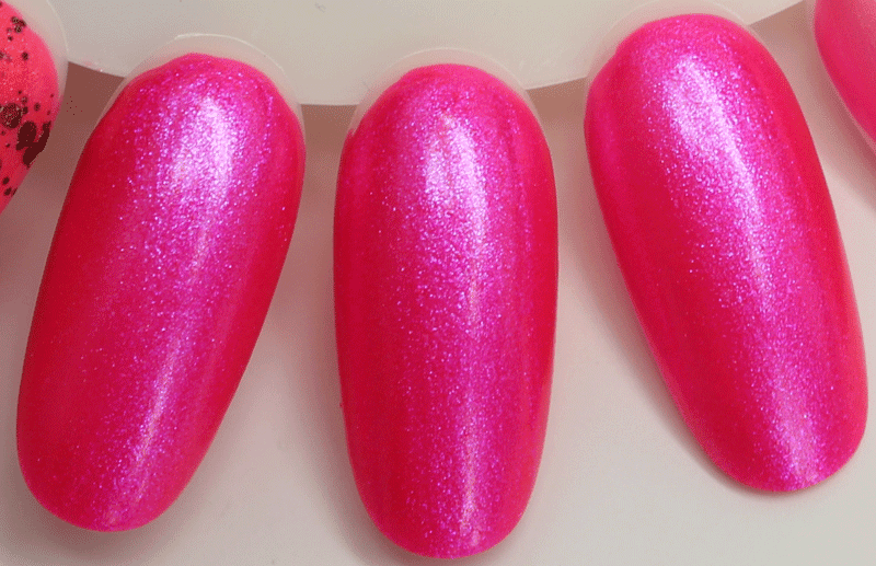 Nail Polish: Summer Nails Pretty Serious the Pink One swatch