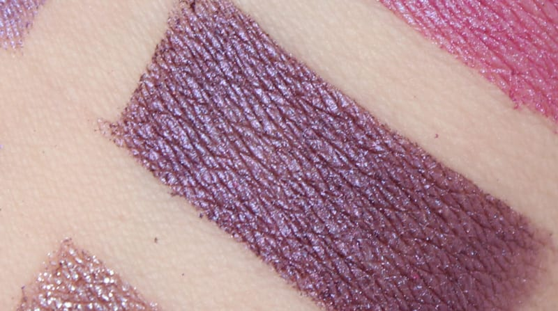 Urban Decay Psychedelic Sister swatch