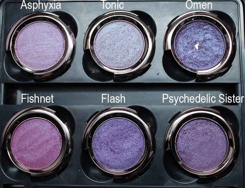 Light Purple Color Swatch