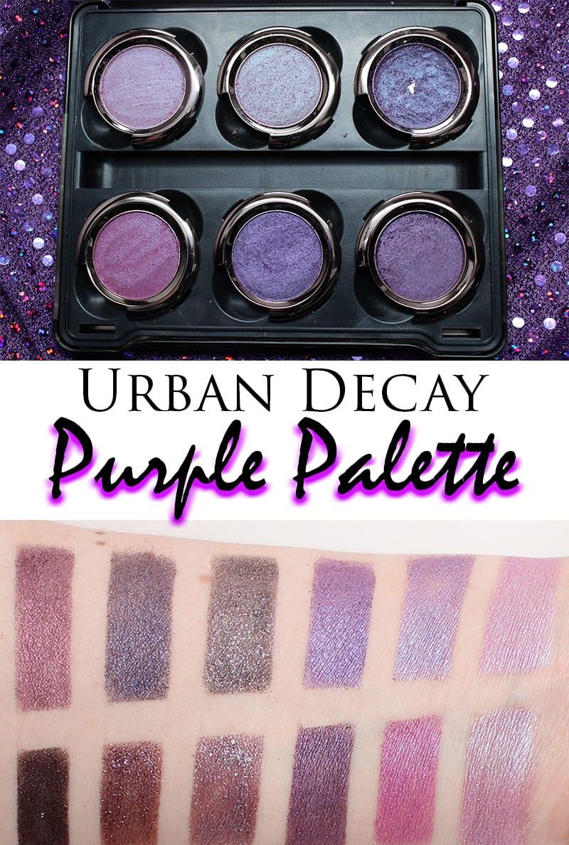 Urban Decay Purple Palette
