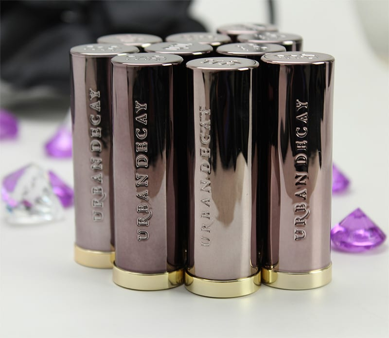Urban Decay Wende's Favorites Vice Lipsticks