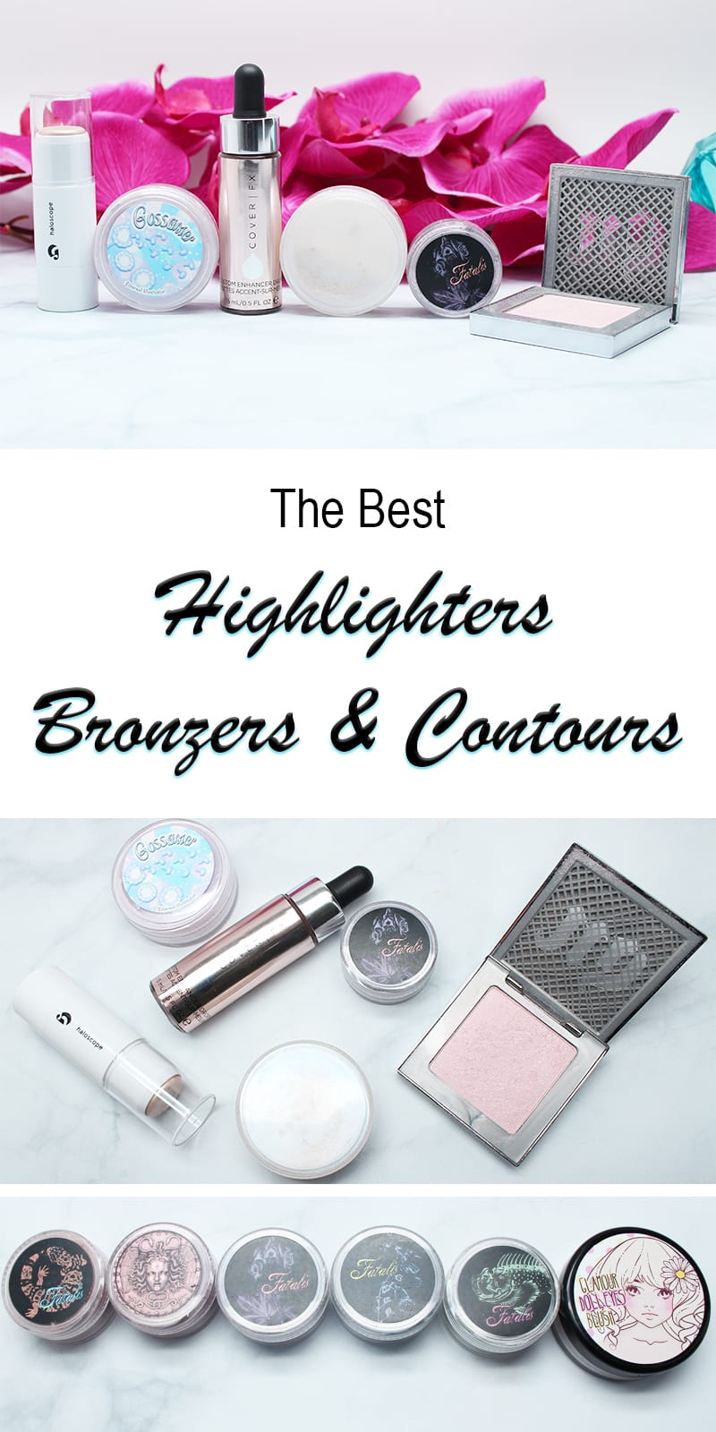 Best Highlighters, Bronzers and Contours for Summer