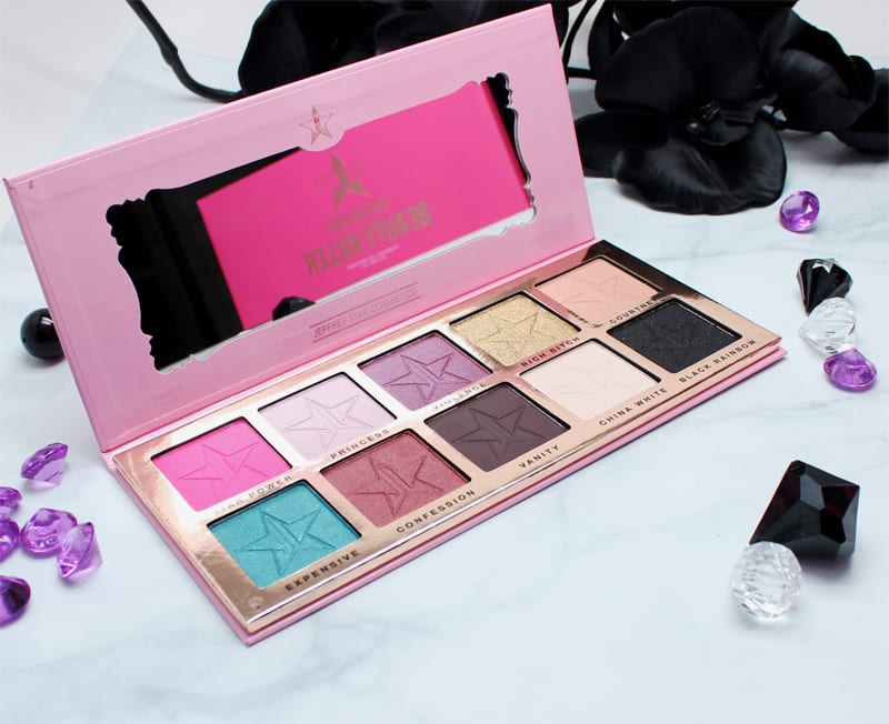 Jeffree Star Beauty Killer Palette Review Video Swatches