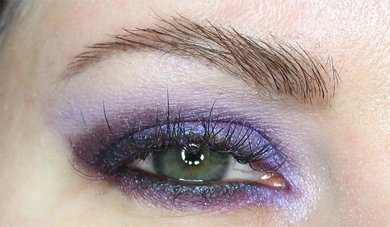 My Pretty Zombie Duochrome Eyeshadows Swatches Looks, Review
