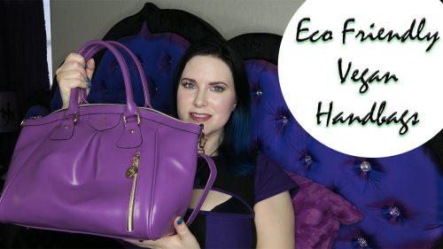 Animal Friendly Eco Friendly Vegan Handbags