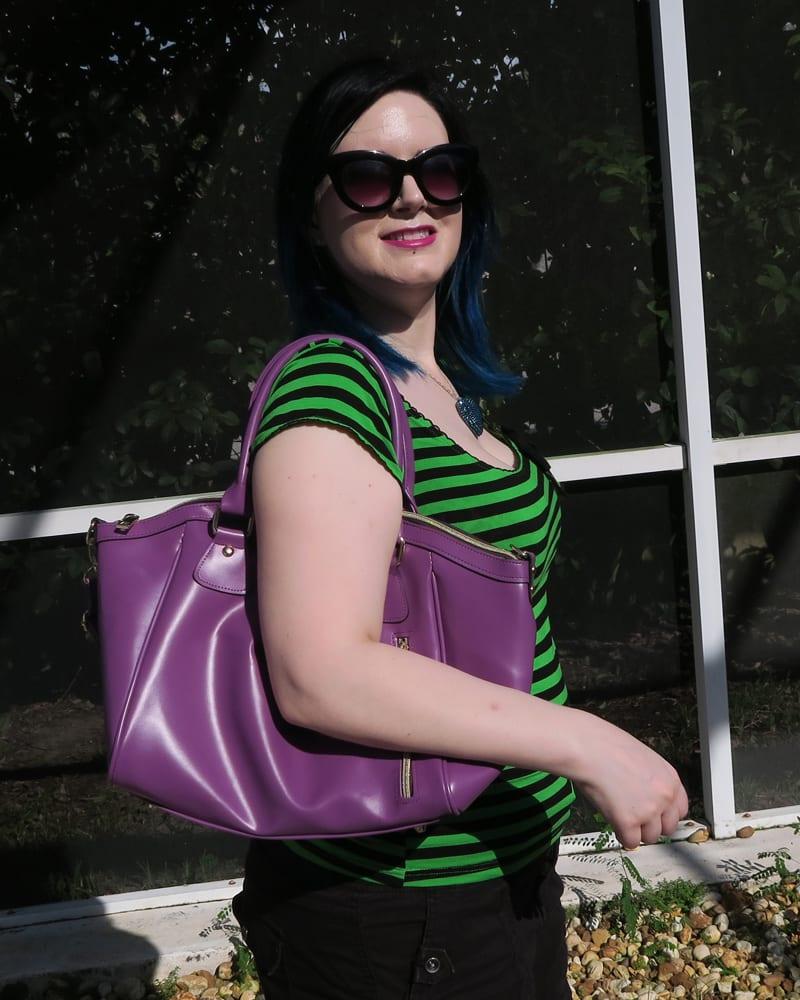 Gunas Madison in Purple