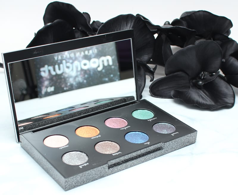 Urban Decay Moondust Palette Review Swatches Giveaway