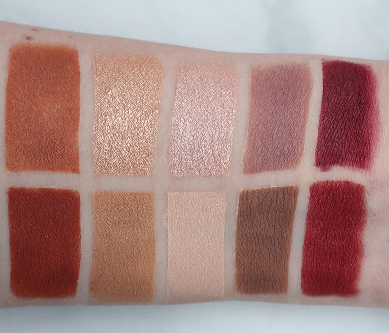 Anastasia Beverly Hills Modern Renaissance Palette Review, Swatches, Looks