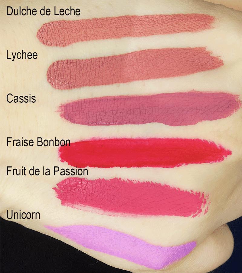 Jouer Long-Wear Lip Creme Liquid Lipsticks Review