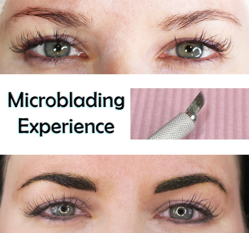Microblading Eyebrows Experience in Tampa, Florida