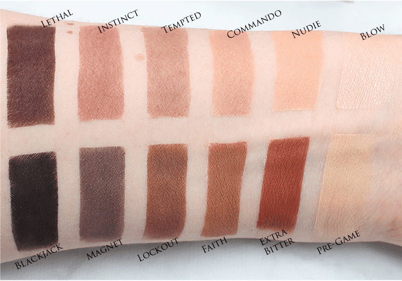 Urban Decay Holiday 2016 Collection