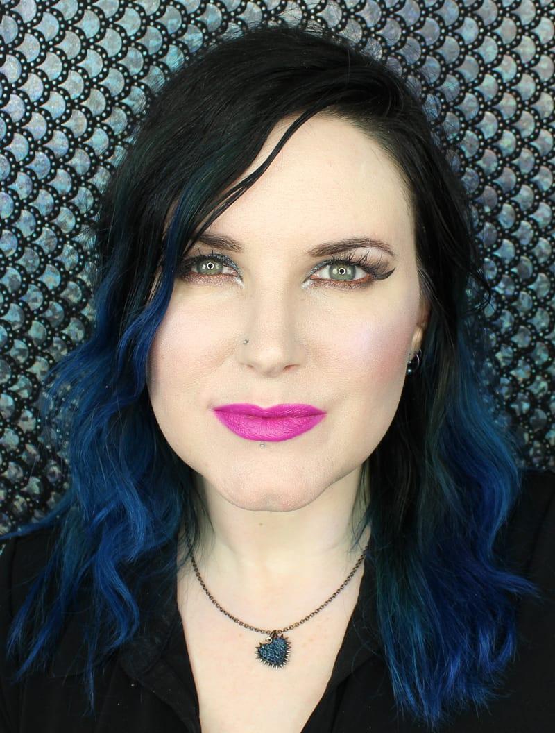 Urban Decay Vice Lipstick Swatches - Crank