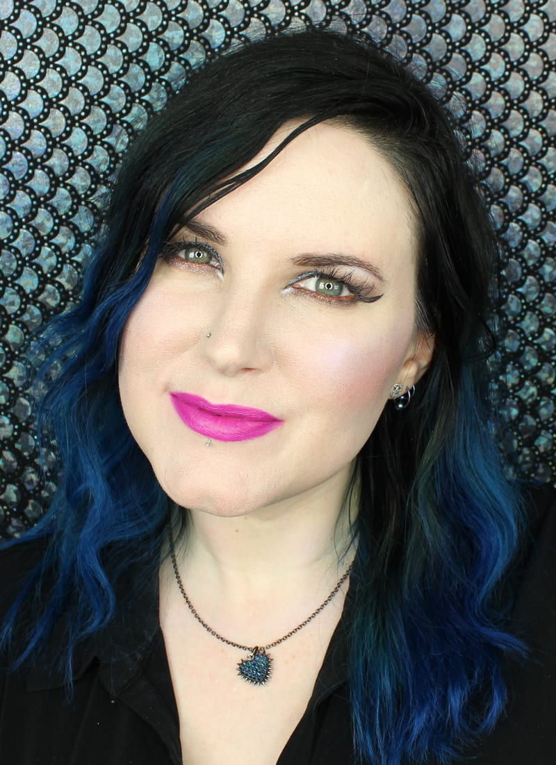 Urban Decay Vice Lipstick Swatches - Crank