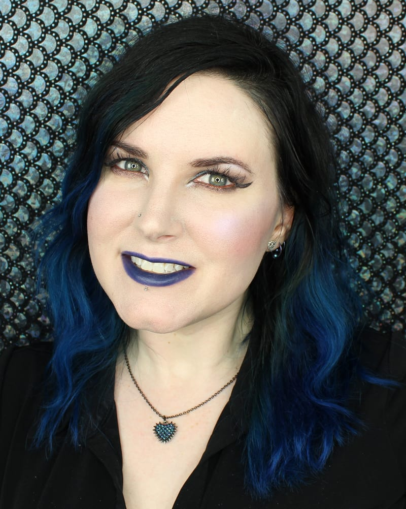Urban Decay Vice Lipstick Swatches - Heroine