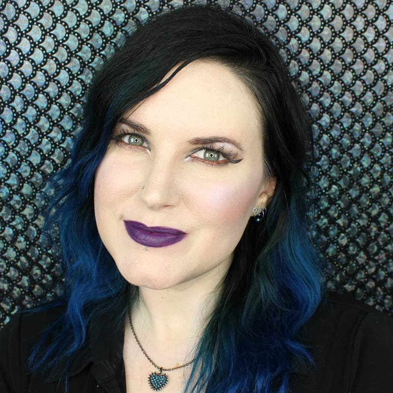 Urban Decay Vice Lipstick Swatches - Jawbreaker